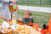 Pre hunt refreshments Thanksgiving Meet