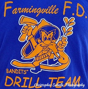 DRILL TEAM -FARMINGVILLE BANDITS