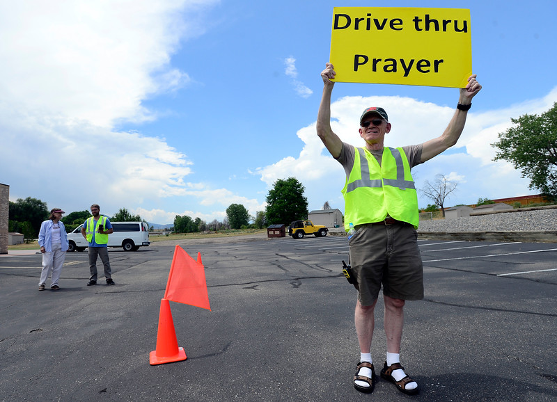 DRIVE THRU PRAYER