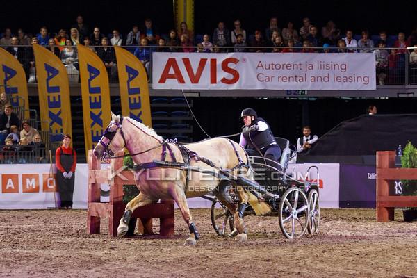 Rakendite show-v›istlus @ Tallinn International Horse Show 2014. Eve Haggi - Vairi. Foto: Kylli Tedre / www.kyllitedre.com