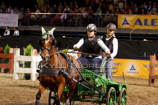 Rakendite show-v›istlus @ Tallinn International Horse Show 2014. Riina R›a - Orpheus. Foto: Kylli Tedre / www.kyllitedre.com