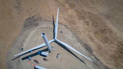 FPL Golden Hill Wind Farm Shoot