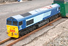 """My shots now of the 5"""" Gauge Scale models close up of the DRS 66 # 66 406"""