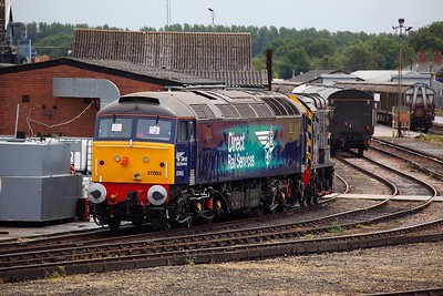 57003 Eastleigh Works