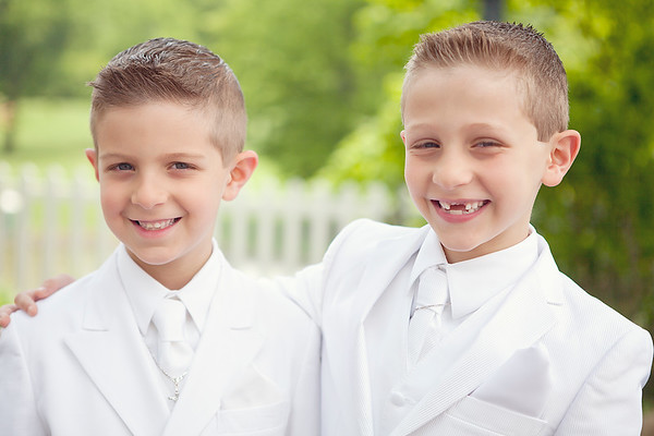 Justin and Andrews Communion