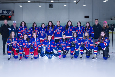 DS Bantam NYS Team shoot