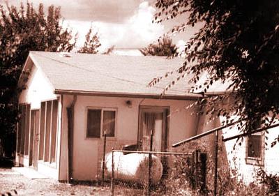 The Rico home in Weston, Colorado