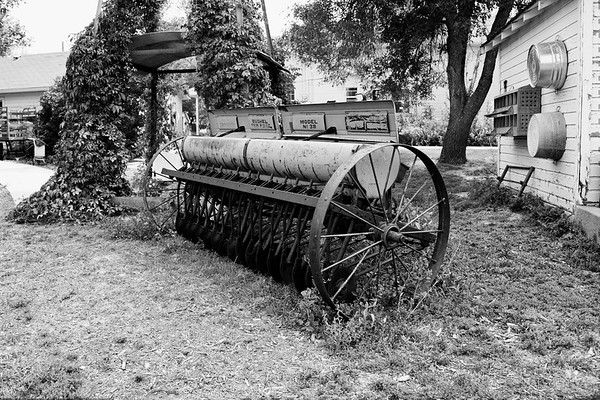 Classic American Farm Equipment
