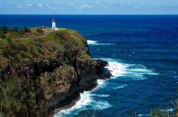 The Kilauea Lighthouse