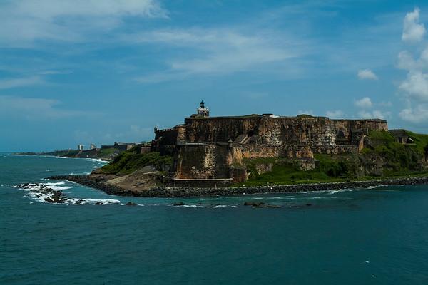 San Felipe del Morro Fortress