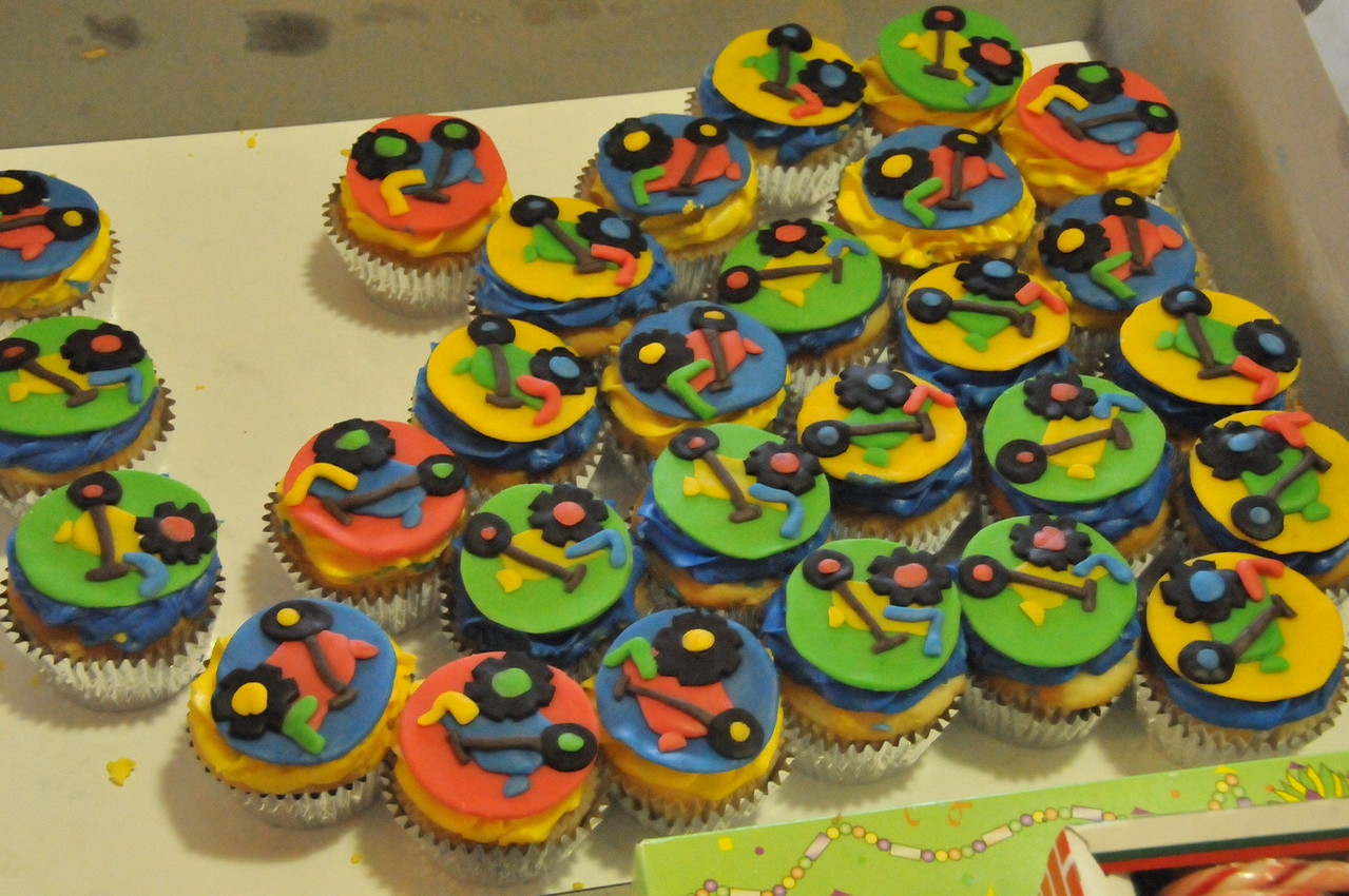 How about those cupcakes !