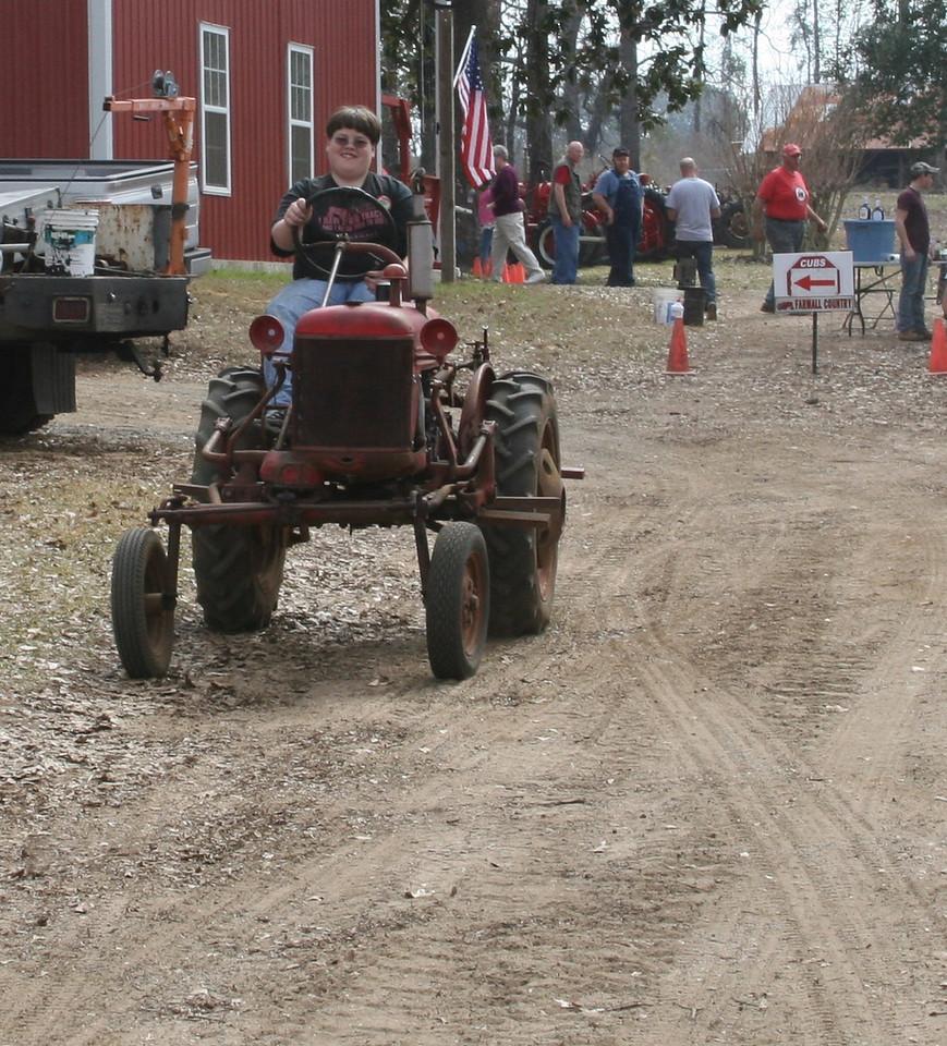 Josh the Tractorboy