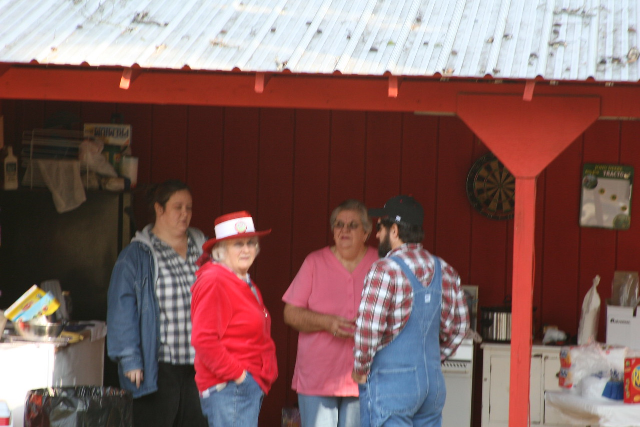 Tami, Ms. E, Hilda Goodson, Tank