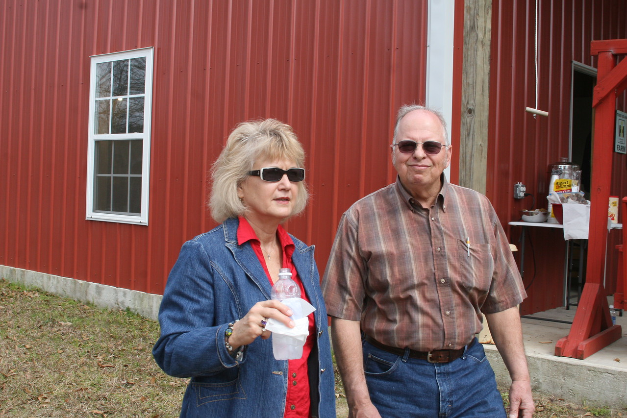 Elaine & Larry Chafin