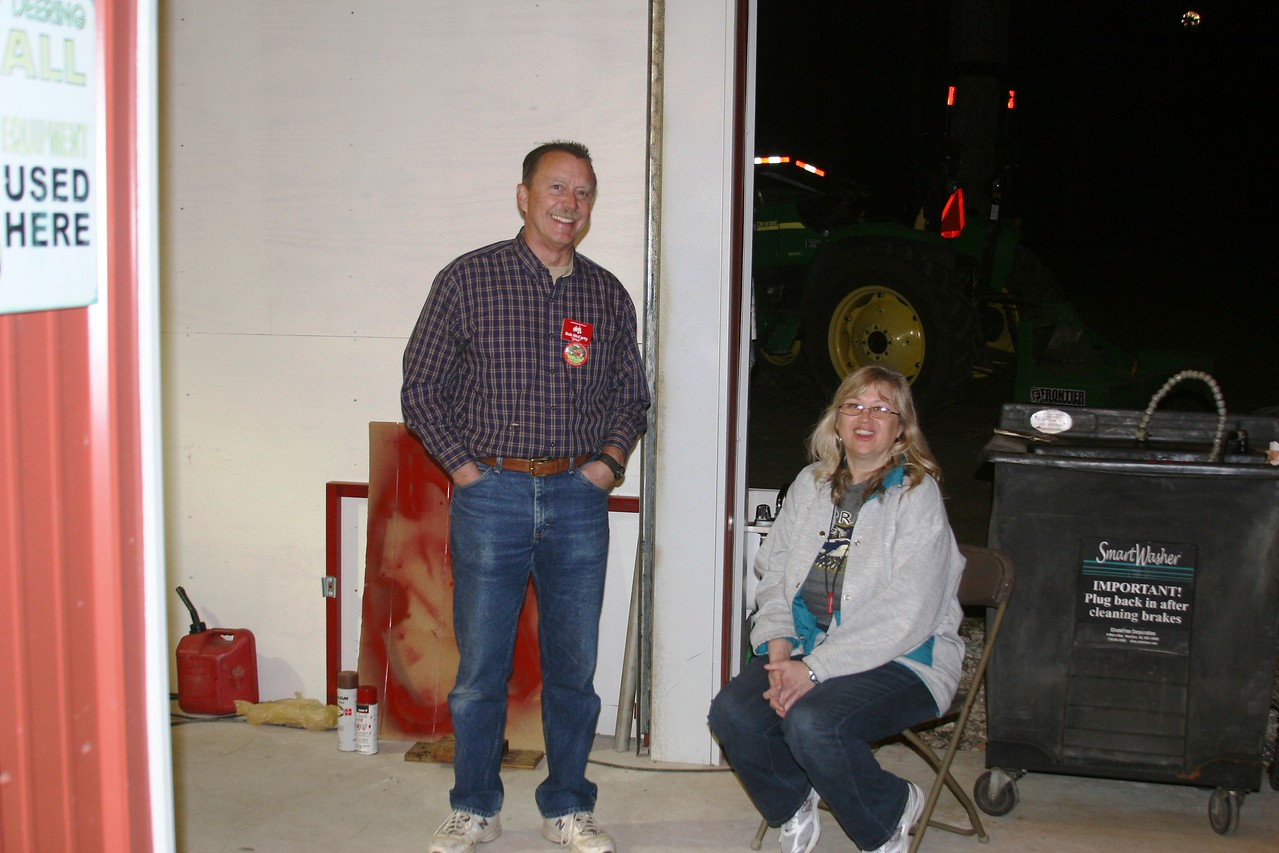 Bob McCarty & Kathy Foose