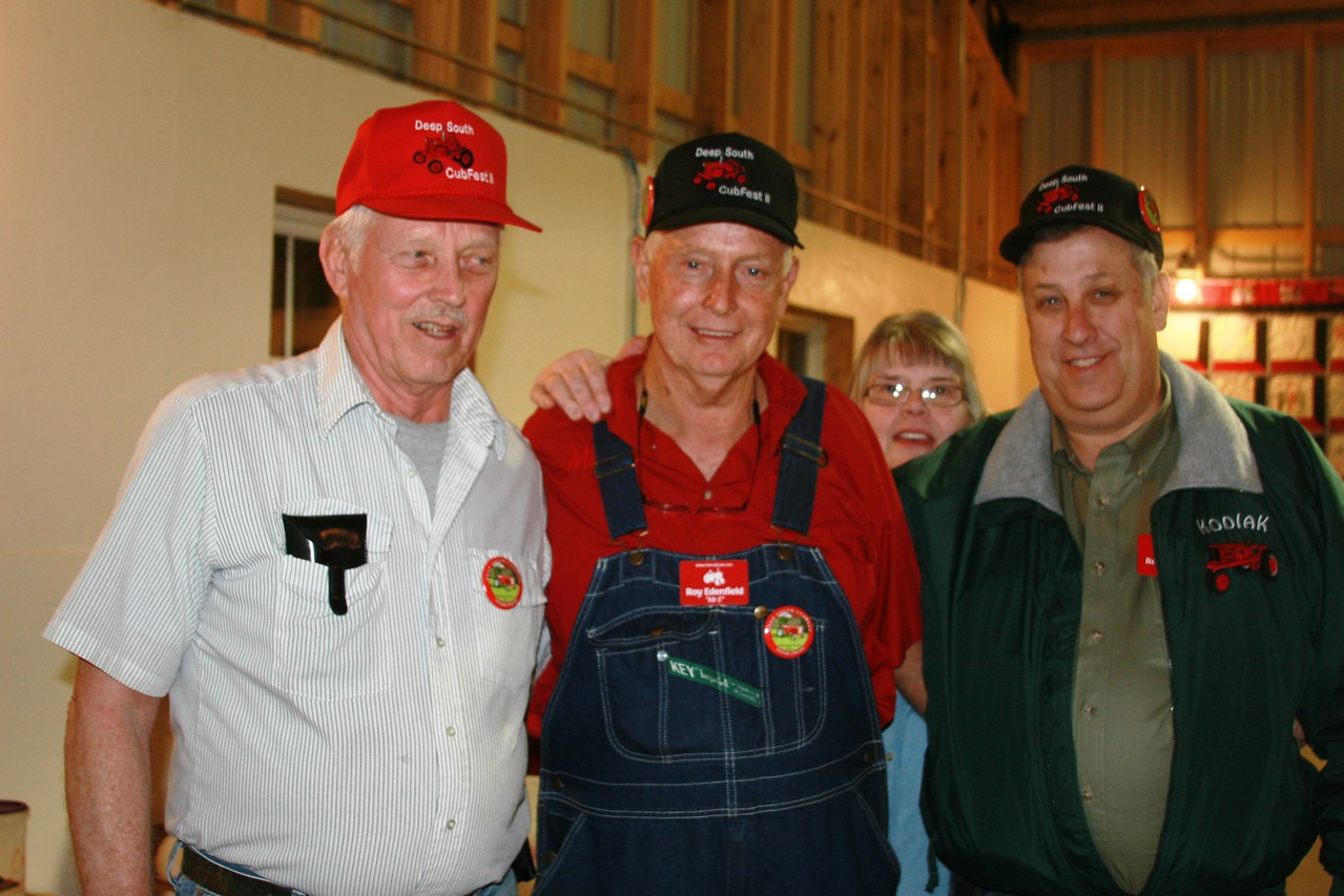 Robert Luebke, Mr. E, Ms. Janet, Kodiak