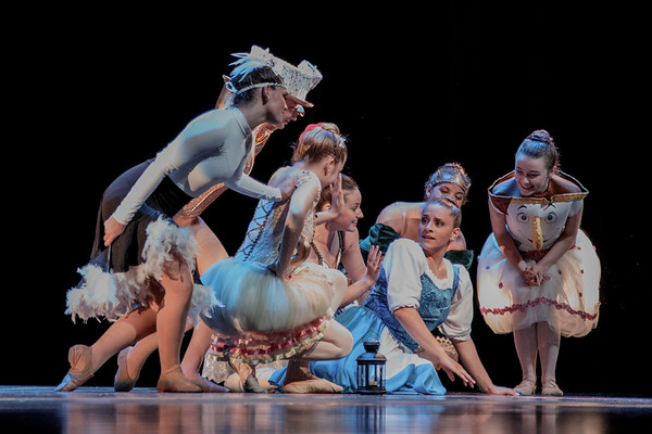 Beauty and the Beast Ballet 2018