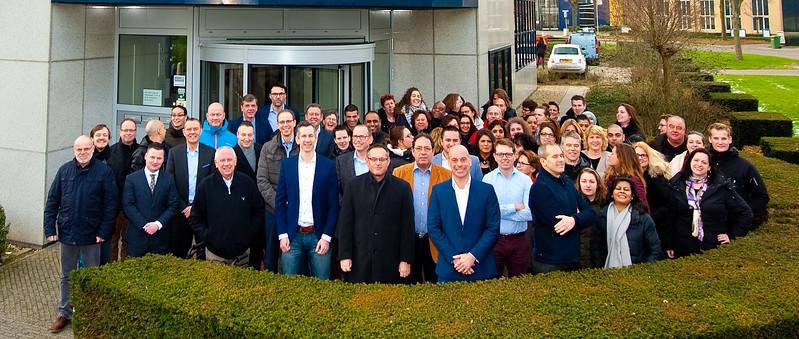 DSG groepsfoto