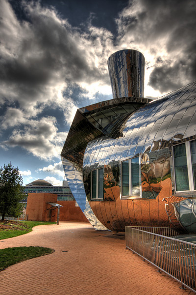 HDR of MIT's Stata Center