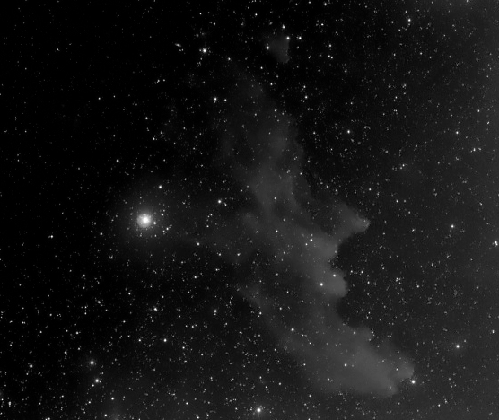 Witch Head Nebula IC2118