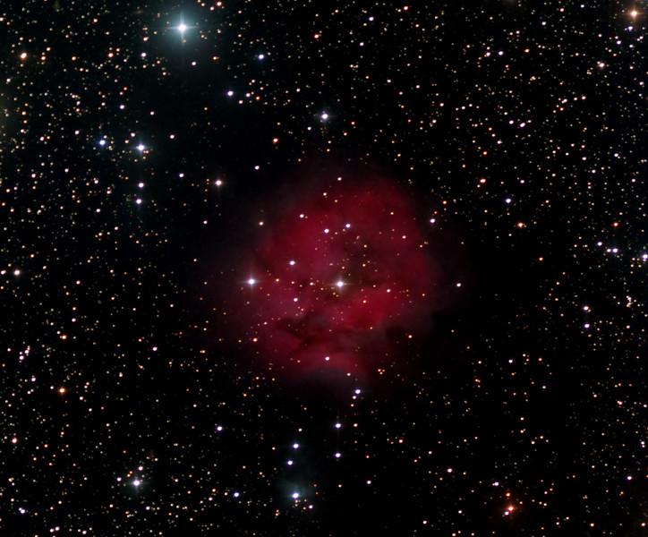 IC 5146 Cocoon Nebula