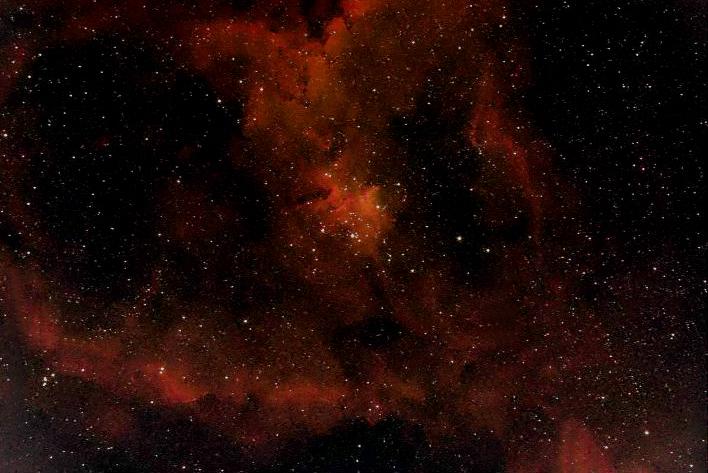 The Heart Nebula  IC1805