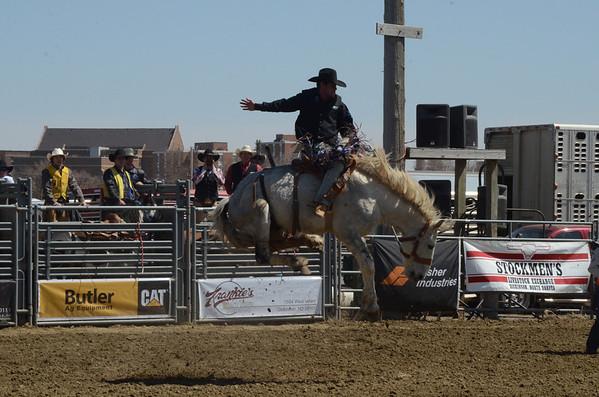 DSU Sat Perf - Saddle Bronc