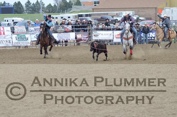 2015 DSU Rodeo - Sat Short Go - Team Roping