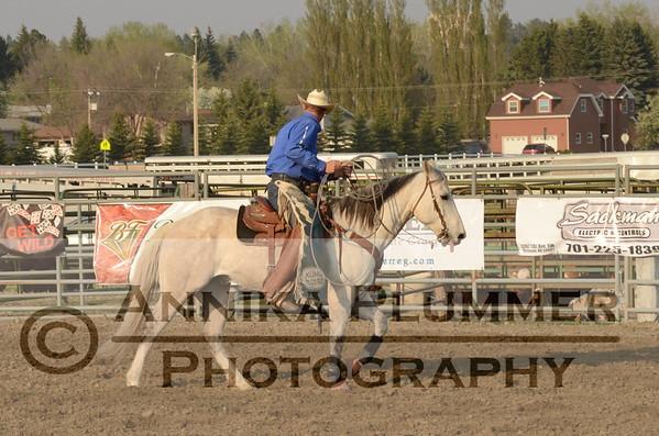 02 Bareback - DSU Rodeo Short Go