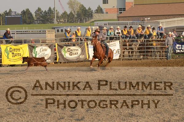 04 Tie Down Roping - DSU Rodeo Short Go
