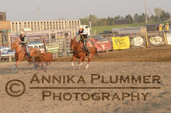06 Team Roping - DSU Rodeo Short Go