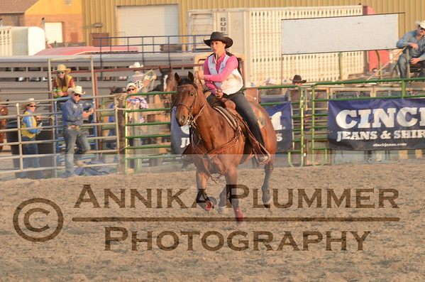 07 Goat Tying - DSU Rodeo Short Go