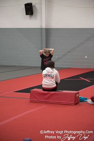 02/04/2018 Dynamite Tumbling & Cheer Allstar Practice, Photos by Jeffrey Vogt, MoCoDaily