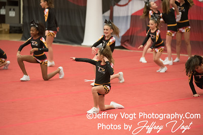 2/10/2018 Dynamite Allstars Ignite at Cupid Championship at UMBC RAC Arena, Photos by Jeffrey Vogt, MoCoDaily