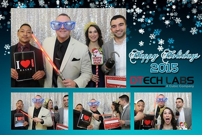 DTECH Labs Holiday Party 2015
