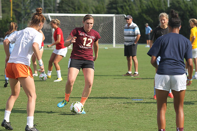 "An injury has limited freshman midfielder Jessie Scarpa's time on the field, but she has been an active member of the team. ""I kind of forgot what soccer was like for a bit, but I don't feel like I've missed a beat,"" she said."
