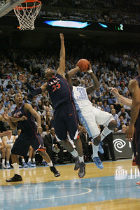 unc mens bball vs virginia