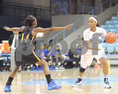 Women's Basketball v. Coppin State on Sunday