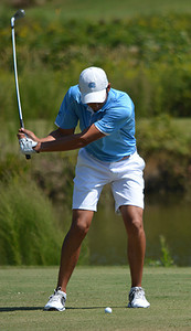 UNC placed fourth in the Tar Heel Intercollegiate tournament this weekend at UNC Finley golf course.