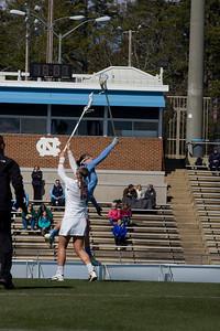 UNC Women's Lacrosse versus Richmond