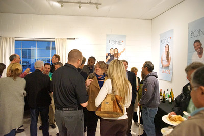 LInken in Marin Mixer at Desire to Inspire Studios