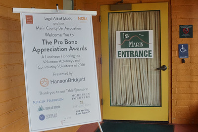 Event photography, legal aid of marin, marin bar association pro bono awards