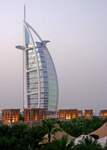 Burj Al Arab.