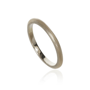 Forever Yours Curve ring