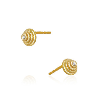 Thera Twist earrings