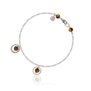 Piccolo Tiger's Eye bracelet