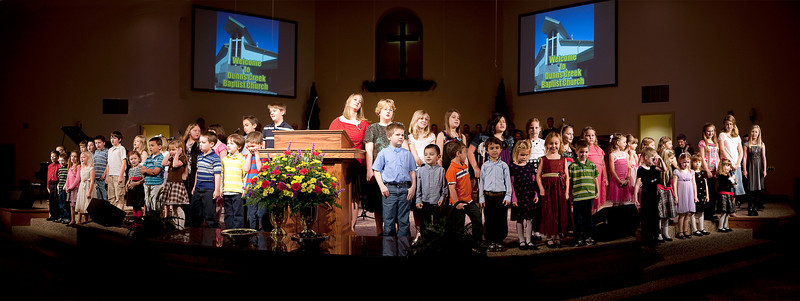 Children Open Up with Music