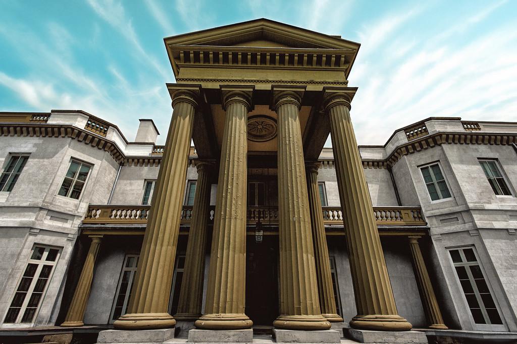 Pillars of State - Dundurn Castle