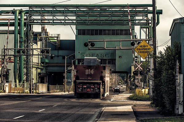 Hamilton  Steel Mill - Dofasco