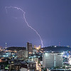 Pattaya Lightening Storm